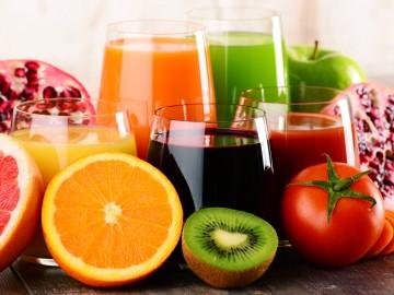 Soki z owoców